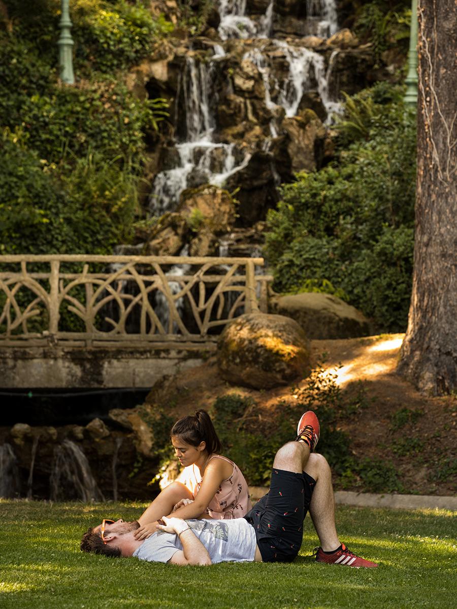 Parque de Thabor ©Bruno Mazodier