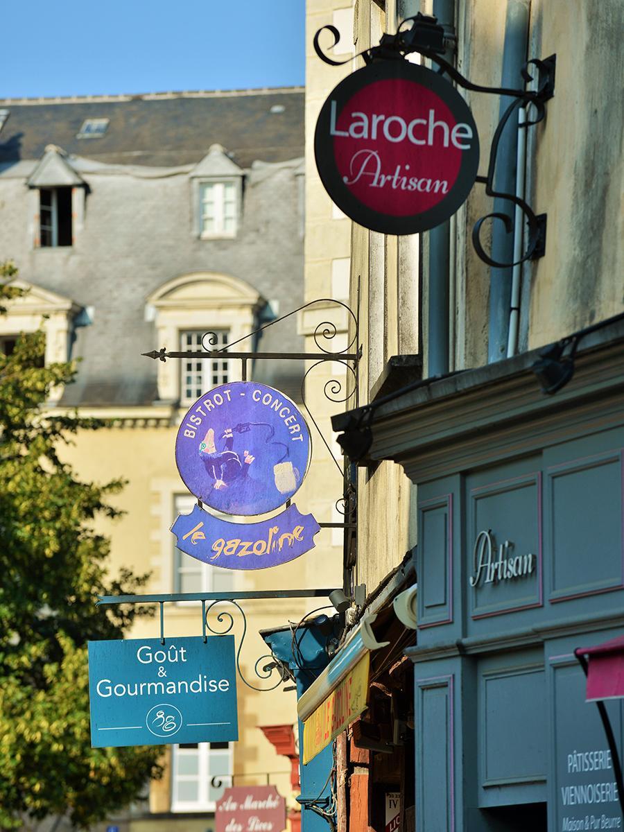 Rue Nantaise in Rennes ©Franck Hamon